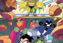 Teen Titans Go! digital-issue #61 review