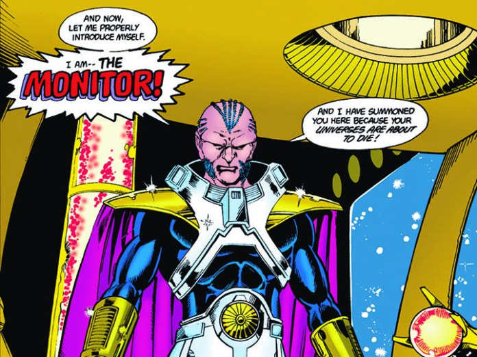 The Monitor - Crisis on Infinite Earths