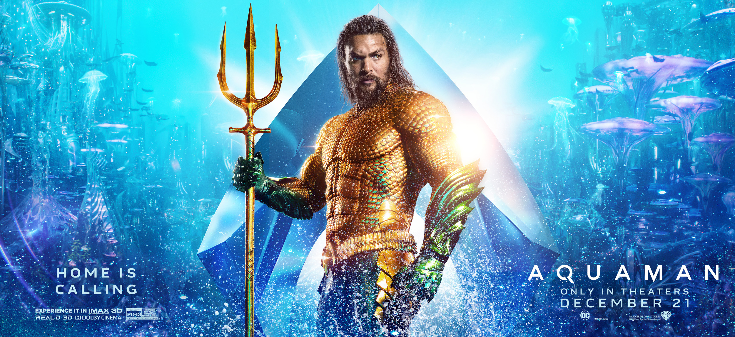 It's Aquaman 2 vs Star Wars in December 2022 | Batman News