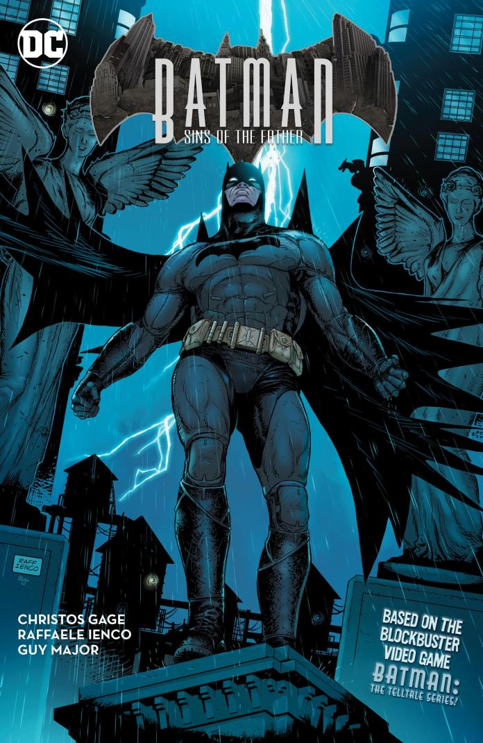 BATMAN #58 REGULAR EDITION