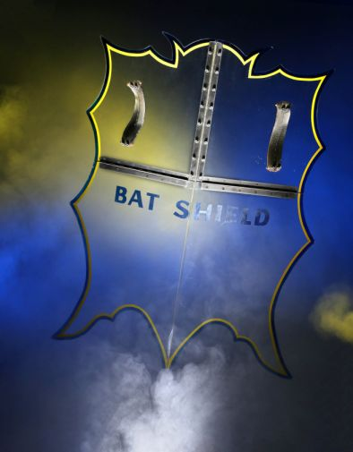 Batman TV Series - Batman Batshield - Propstore Auction - 1900