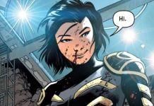Cassandra Cain - DC Comics - 01