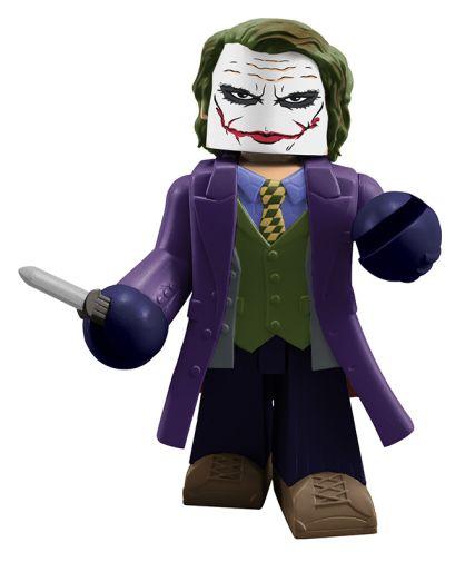Diamond Select - November 2018 - Dark Knight Vinimate - Joker - 01
