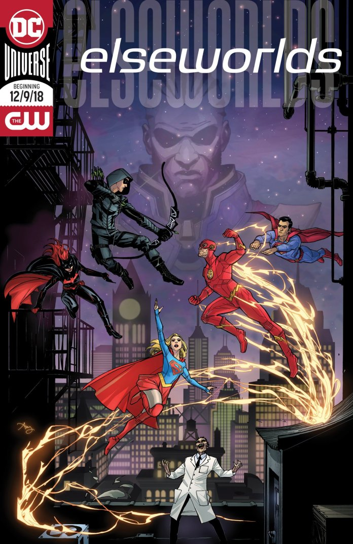Elseworlds - Promo Comic Art - 01