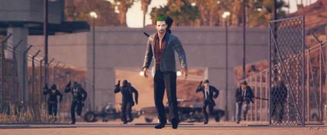 PUBG - Prison Breakout Trailer 2 - Joker and Harley - 04