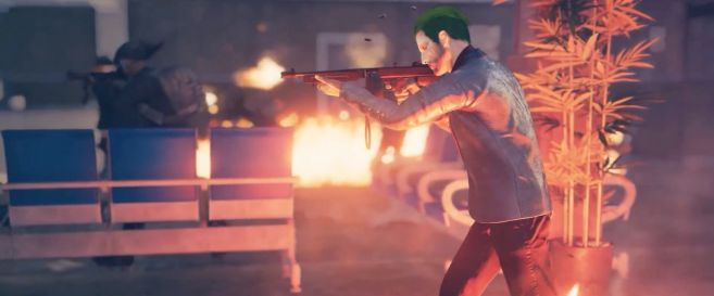 PUBG - Prison Breakout Trailer 2 - Joker and Harley - 08