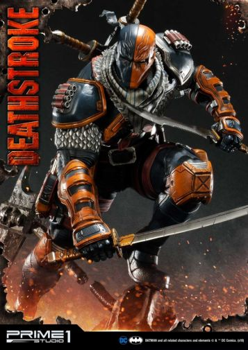 Prime 1 Studio - Batman - Deathstroke - 01
