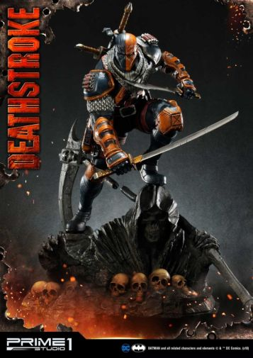 Prime 1 Studio - Batman - Deathstroke - 02