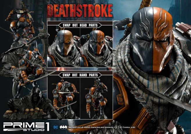 Prime 1 Studio - Batman - Deathstroke - 08