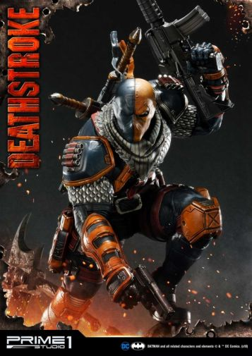 Prime 1 Studio - Batman - Deathstroke - 10