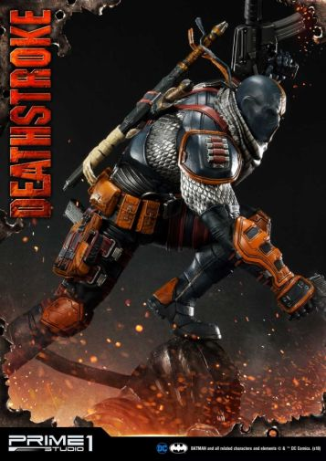 Prime 1 Studio - Batman - Deathstroke - 13