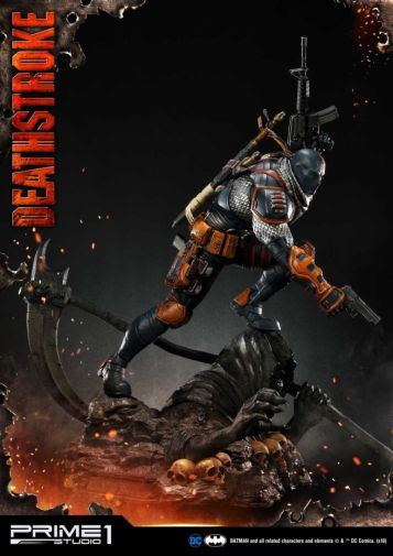 Prime 1 Studio - Batman - Deathstroke - 14