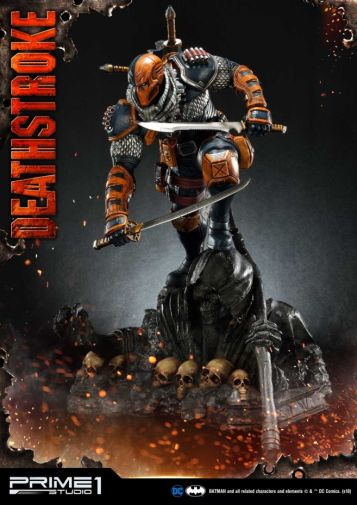 Prime 1 Studio - Batman - Deathstroke - 18