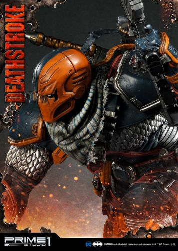 Prime 1 Studio - Batman - Deathstroke - 27