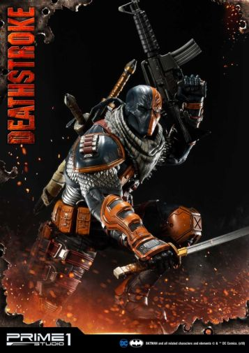 Prime 1 Studio - Batman - Deathstroke - 29