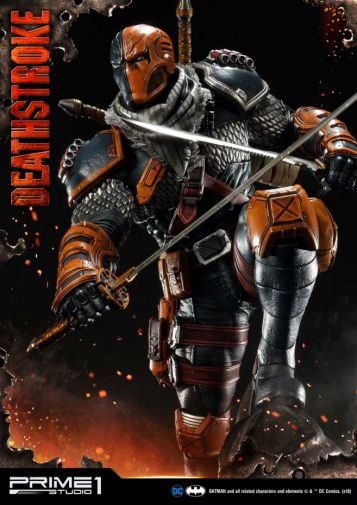 Prime 1 Studio - Batman - Deathstroke - 32