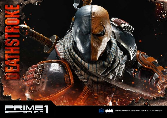 Prime 1 Studio - Batman - Deathstroke - 36