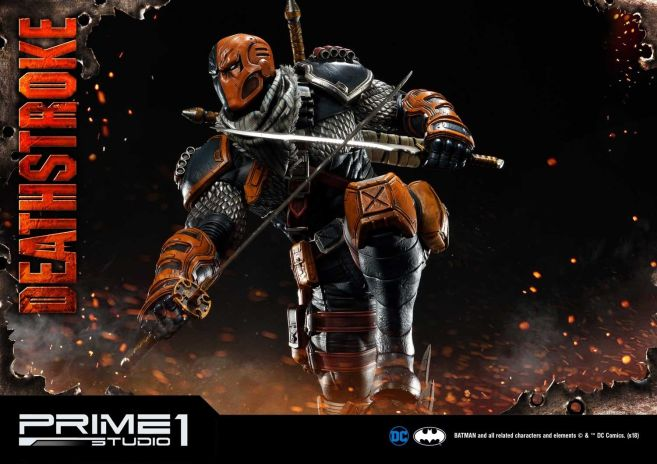 Prime 1 Studio - Batman - Deathstroke - 40