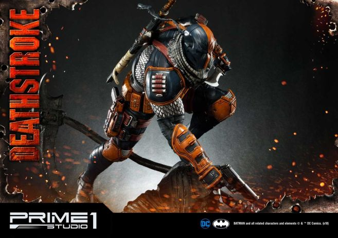 Prime 1 Studio - Batman - Deathstroke - 41