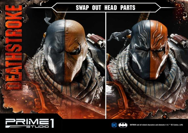 Prime 1 Studio - Batman - Deathstroke - 43