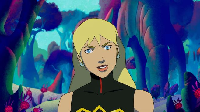Young Justice Outsiders - Trailer 1 - 22
