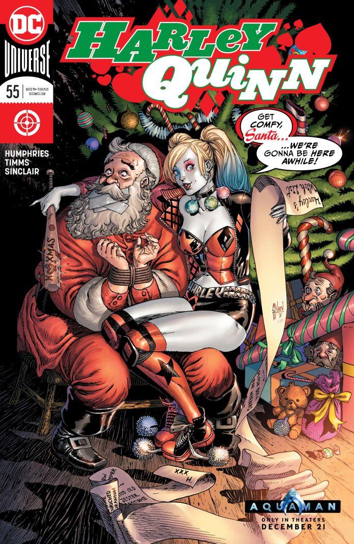 Harley Quinn #55 review | Batman News
