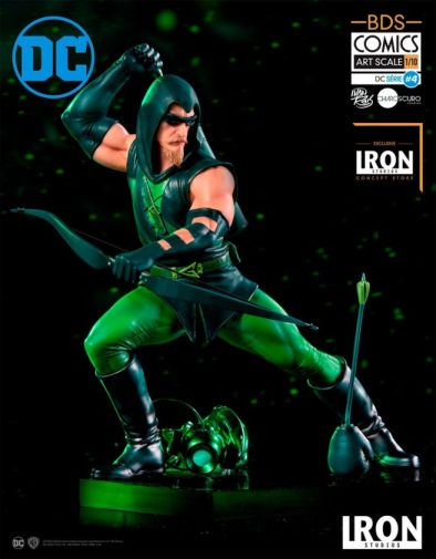 Iron Studios - DC Comics - Green Arrow - 02