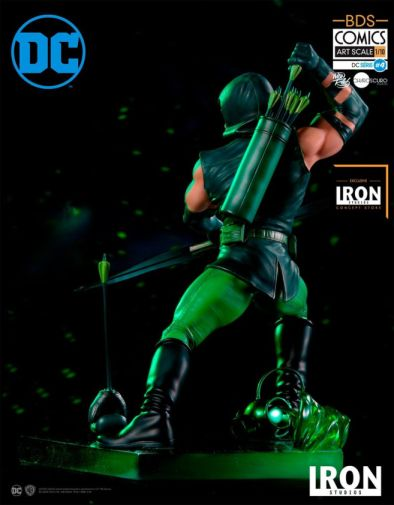 Iron Studios - DC Comics - Green Arrow - 03