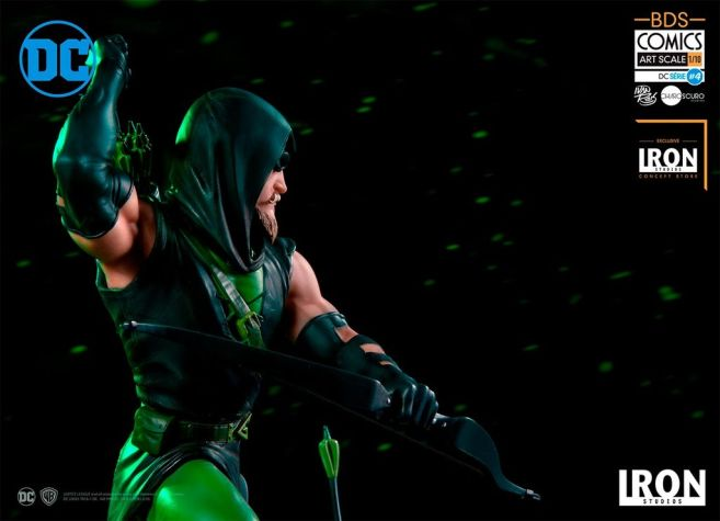 Iron Studios - DC Comics - Green Arrow - 06