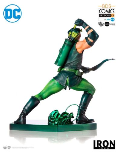 Iron Studios - DC Comics - Green Arrow - 12
