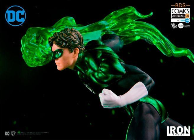 Iron Studios - DC Comics - Green Lantern - 11