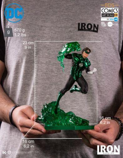 Iron Studios - DC Comics - Green Lantern - 12