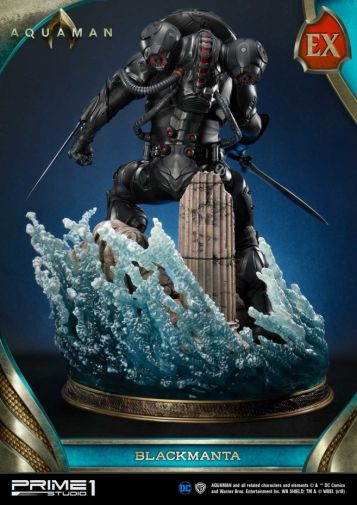 Prime 1 Studio - Aquaman - Black Manta - 07