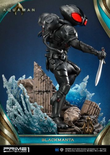 Prime 1 Studio - Aquaman - Black Manta - 08