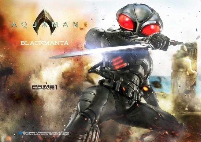 Prime 1 Studio - Aquaman - Black Manta - 11