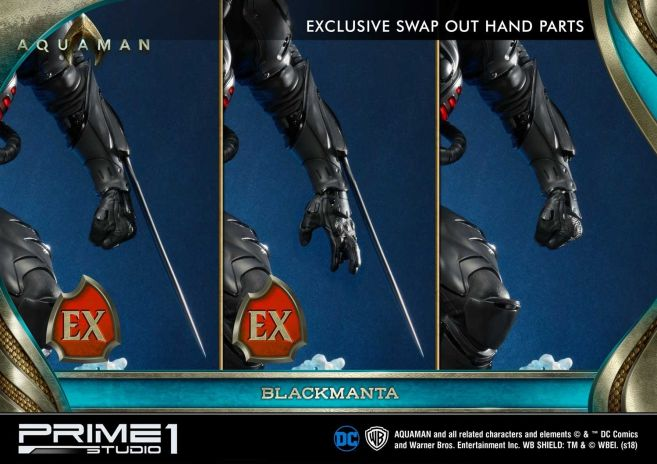 Prime 1 Studio - Aquaman - Black Manta - 26