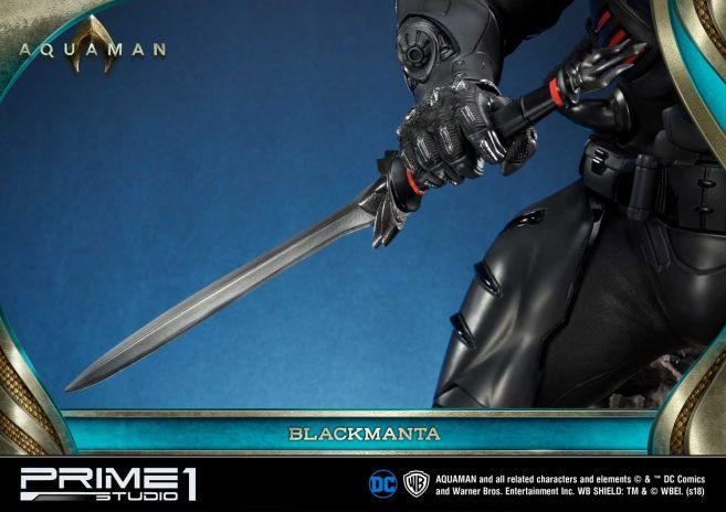 Prime 1 Studio - Aquaman - Black Manta - 39