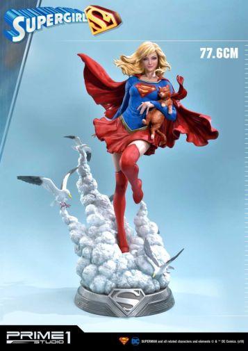 Prime 1 Studio - Superman - Supergirl - 02