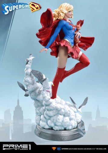 Prime 1 Studio - Superman - Supergirl - 04
