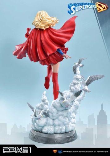 Prime 1 Studio - Superman - Supergirl - 05