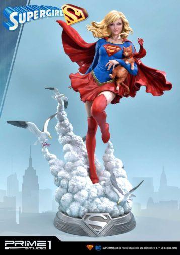 Prime 1 Studio - Superman - Supergirl - 12
