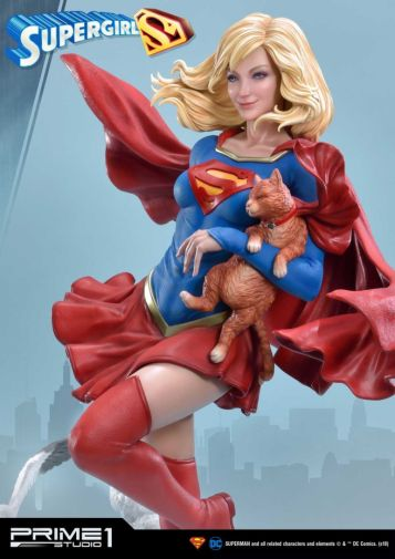 Prime 1 Studio - Superman - Supergirl - 16