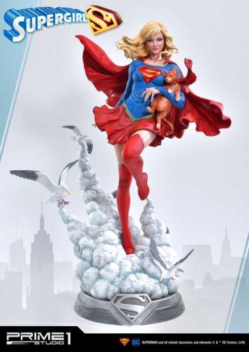 Prime 1 Studio - Superman - Supergirl - 26