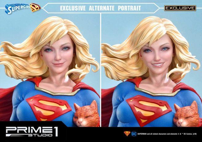 Prime 1 Studio - Superman - Supergirl - 34
