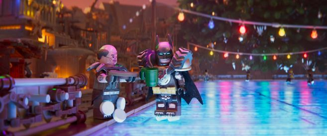 The Lego Movie 2 - Emmets Holiday Party - 11
