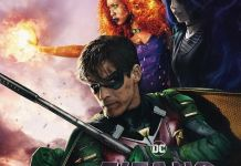 Titans - Season 1 - Netflix Poster - 01