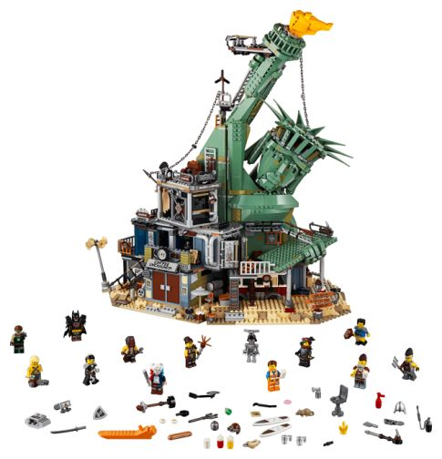 70840 - LEGO - The LEGO Movie 2 - Welcome to Apocalypseburg - 01