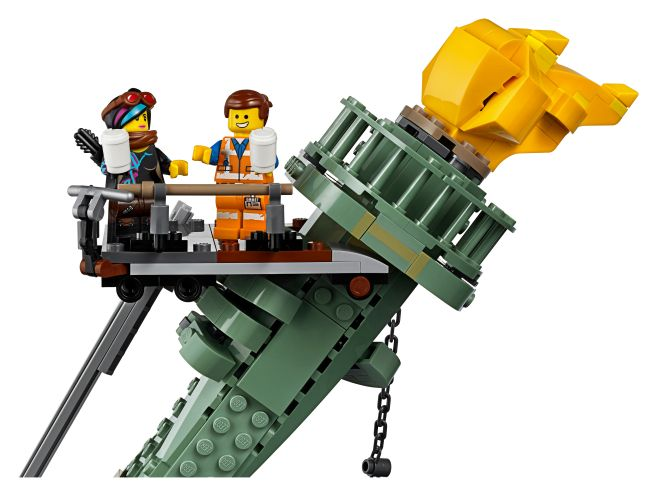 70840 - LEGO - The LEGO Movie 2 - Welcome to Apocalypseburg - 05