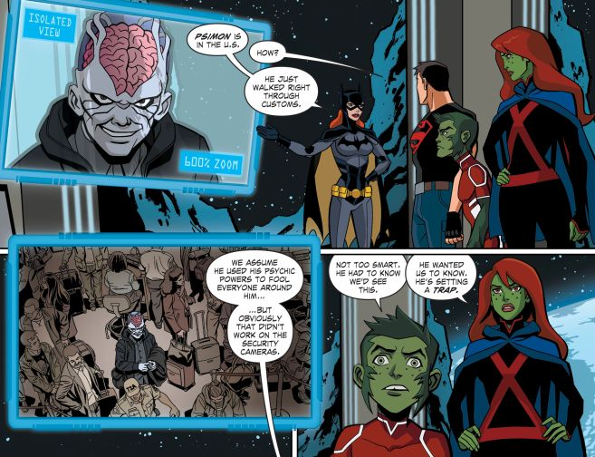 DC Universe Comics - Young Justice Outsiders - Chapter 1 - 01