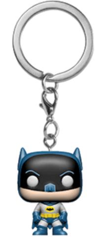 Funko - Batman 80th Anniversary - Pop Keychain - 01